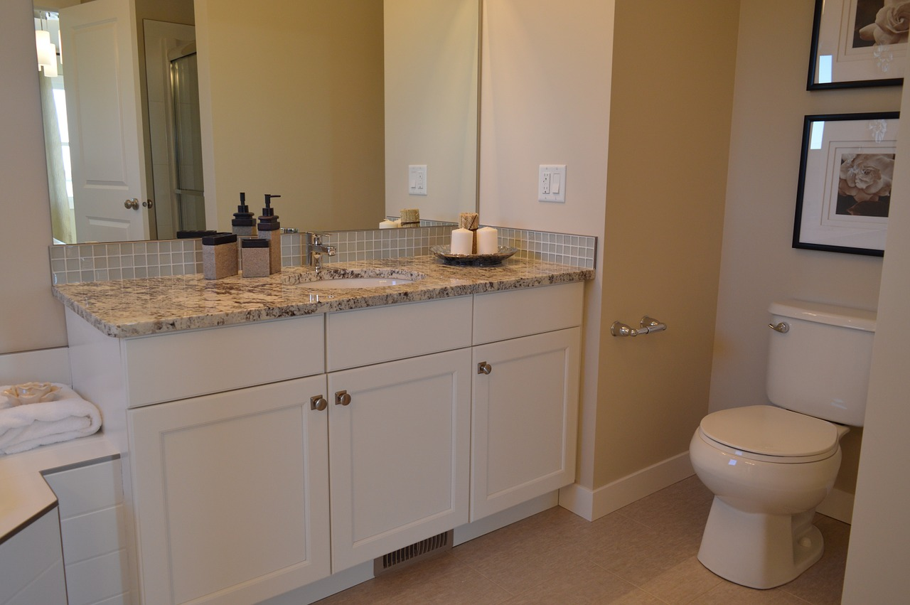 determining number of bathrooms when finding the perfect home