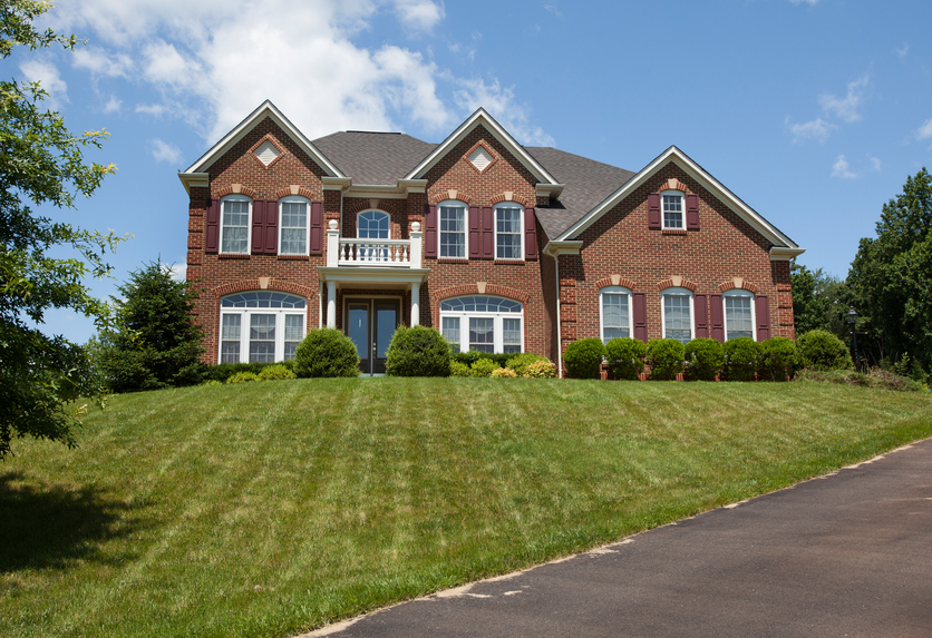a home with good curb appeal